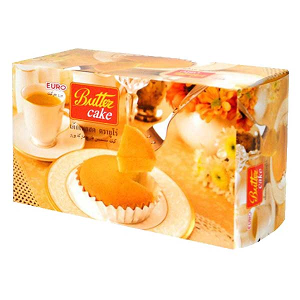 Euro Butter Cake - 160g