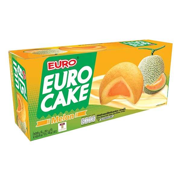 Euro Melon Cake - 144g