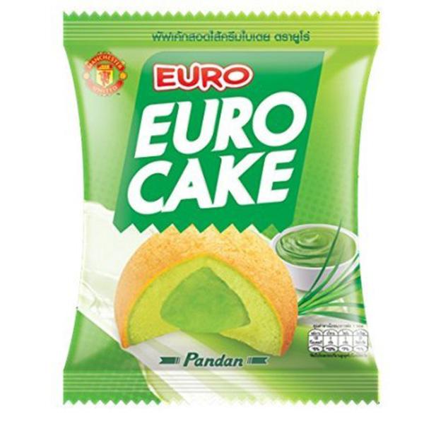 Euro Pandan Cake - 204g