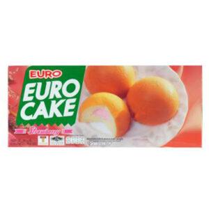 Euro Strawberry Cake - 144g