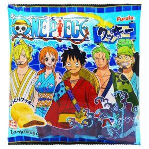 Furuta One Piece Chocolate Cookies - 147g