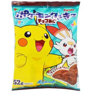 Furuta Pokémon Chocolate Cookies - 52g
