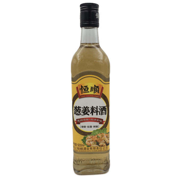 Heng Shun Cooking Wine (12% ALC) - 500mL