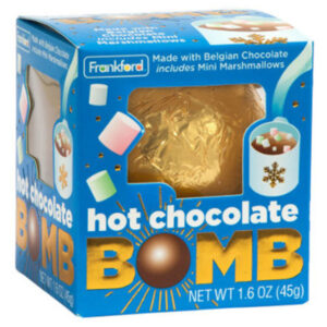 Hot Chocolate Melting Bomb - 45g