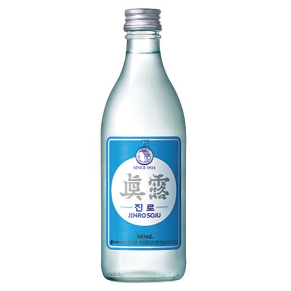 Jinro Soju Retro 16.9% - 350mL