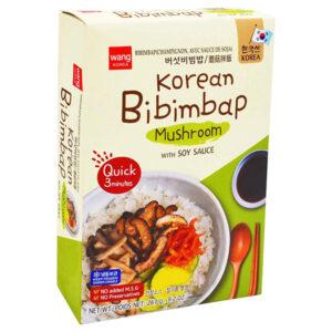Korean Bibimbap Mushroom w/ Soy Sauce - 261g