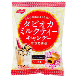 Nobel Tapioca Milk Tea Candy - 90g