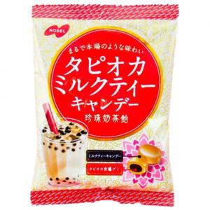 Nobel Tapioca Milk Tea Candy - 90g