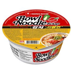 Nongshim Kimchi Bowl Noodle Soup - 86g