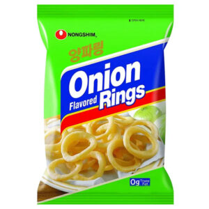 Nongshim Onion Flavored Rings - 50g