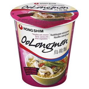Nongshim Oolongmen Chicken Flavor Cup - 75g