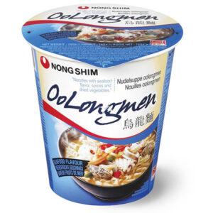 Nongshim Oolongmen Seafood Flavor Cup - 75g