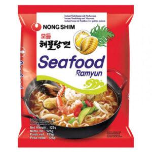 Nongshim Seafood Ramyun - 125g
