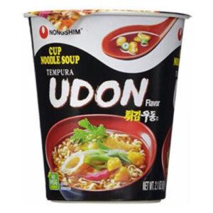 Nongshim Tempura Udon Flavor Noodle - 62g