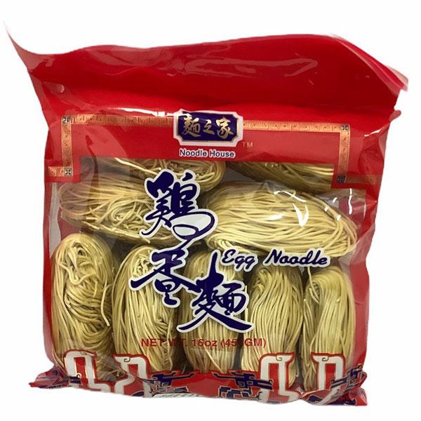 Noodle House Egg Noodle (S) - 454g