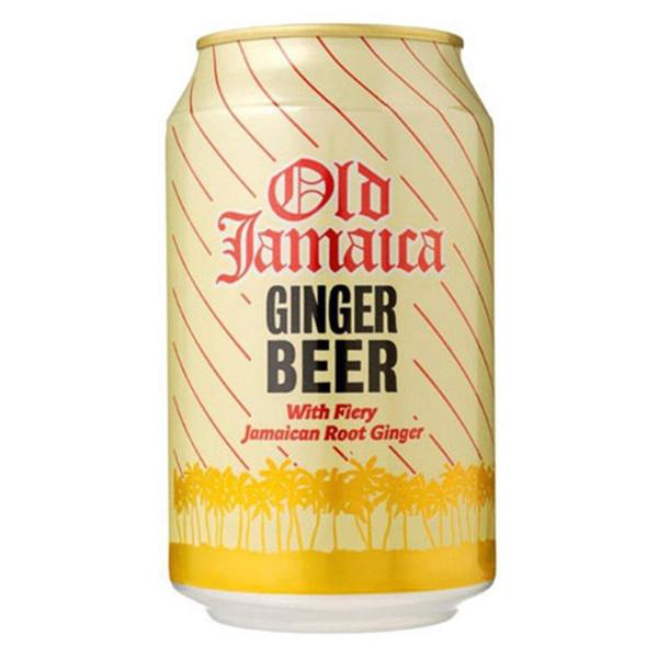 Old Jamaica Ginger Beer - 330mL