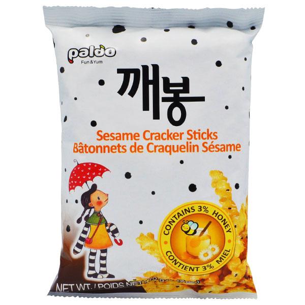 Paldo Sesame Cracker Sticks - 70g