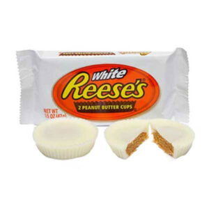 Reese's White 2 Peanut Butter Cups – 42g