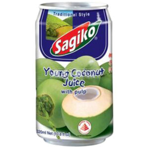 Sagiko Young Coconut Drink - 320mL
