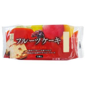Sakura Fruit Cake - 200g