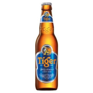 Tiger Beer (5%) - 330mL