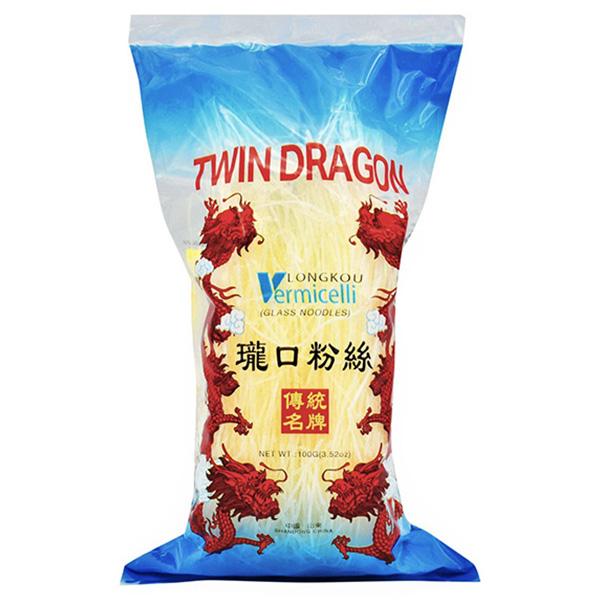 Twin Dragon Brand Lungkow Vermicelli - 100g