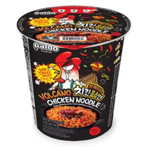 Volcano Chicken Noodle Cup - 70g