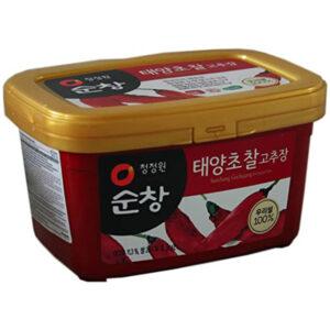 CJW Hot Pepper Bean Paste (Gochujang) - 500g