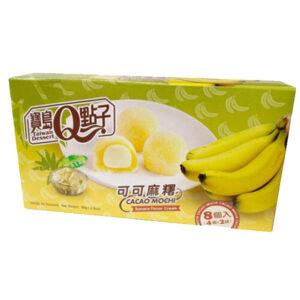 Cacao Mochi Banana Flavor - 80g