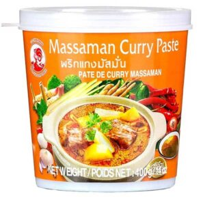Cock Brand Masaman Curry Paste - 400g