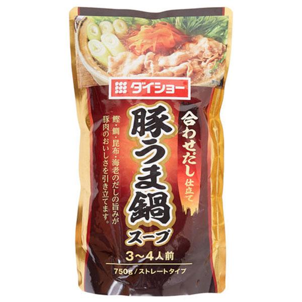 Daisho Hot Pot Butauma Soup - 750g
