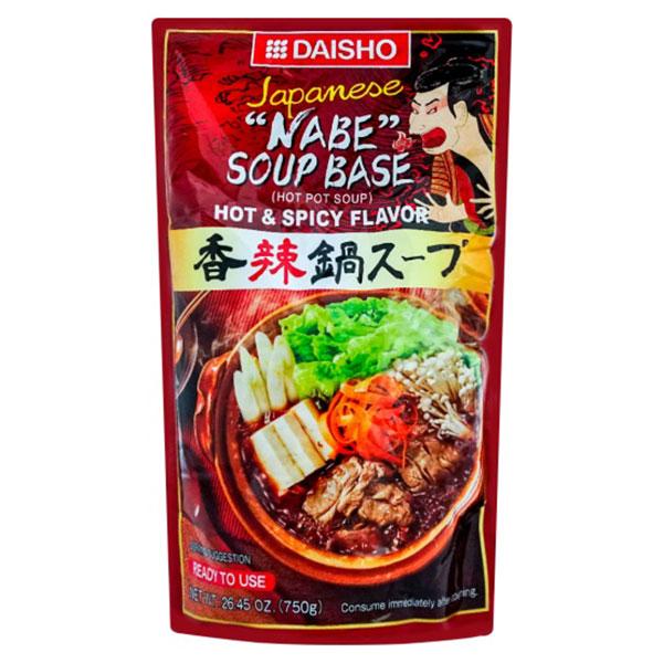 Daisho Hot Pot Soup (Hot & Spicy Flavor) - 750g