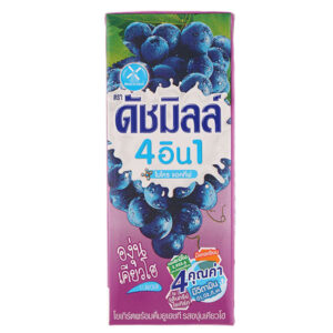 Dutch Mill Yoghurt Drink Grape Kyoho - 180mL