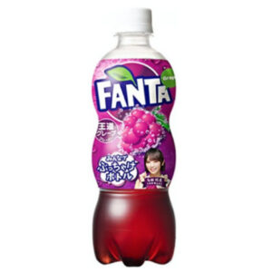 Fanta Japanese Grape - 500mL