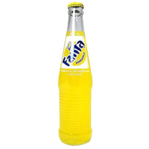 Fanta Mexican Pineapple - 341mL