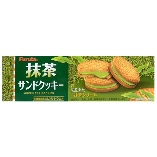 Furuta Green Tea Cookies - 87g