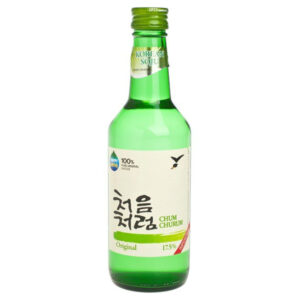 Jinro Soju Chum Churum (17%) - 360mL