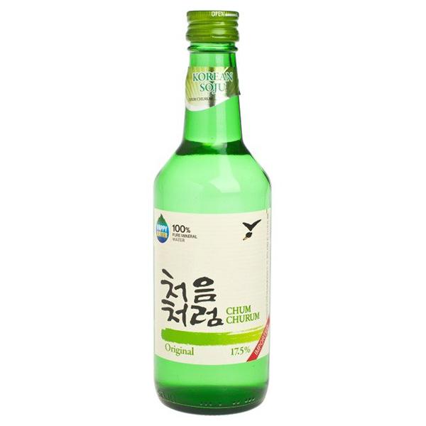 Jinro Soju Chum Churum (17%) - 360mL