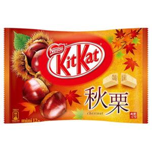 KitKat Mini Chestnut - 130g