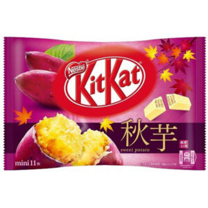 KitKat Mini Sweet Potato - 110g