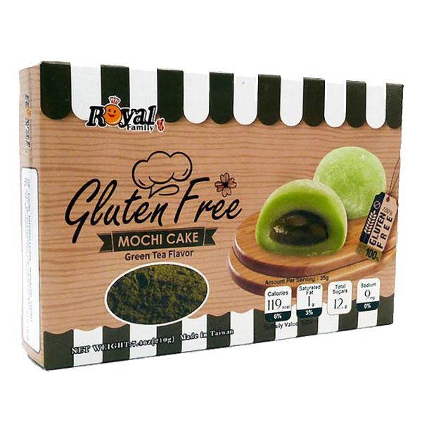 Mochi Cake Green Tea Gluten Free - 210g