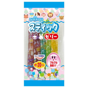 Nikko Jelly Sticks - 80g
