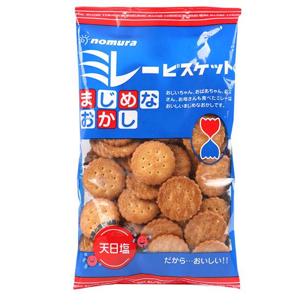 Nomura Biscuit Light Salt Flavor - 130g