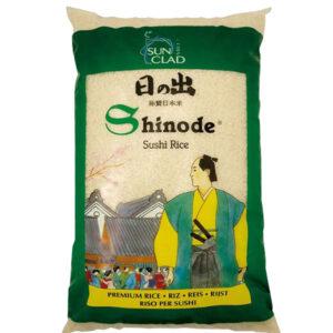 Sun Clad Shinode Original Premium Sushi Rice - 10kg