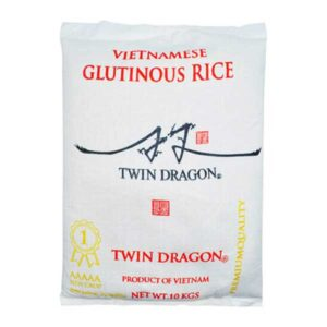 Twin Dragon Glutinous Rice - 10kg