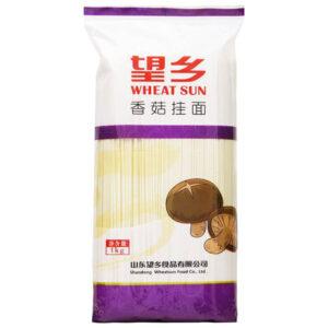 Wheatsun Mushroom Noodle - 1kg