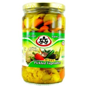 1&1 Mixed Pickled Vegetables - 700g