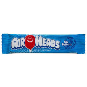 AirHeads Blue Raspberry Taffy - 16g