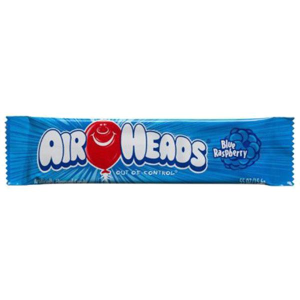 AirHeads Blue Raspberry Taffy - 16g