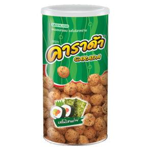Carada Rice Ball Nori Seaweed Flavor - 90g